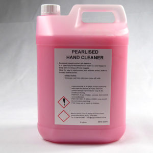 PN605 Pearlised Hand Soap