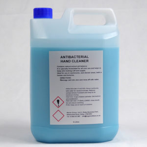PN210 Blue Anti-Bac Hand Soap