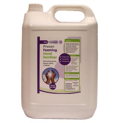 PN611 Prosan Foaming Hand Sanitiser